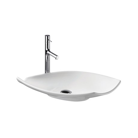 Stilaro 72 cm Vessel Washbasin