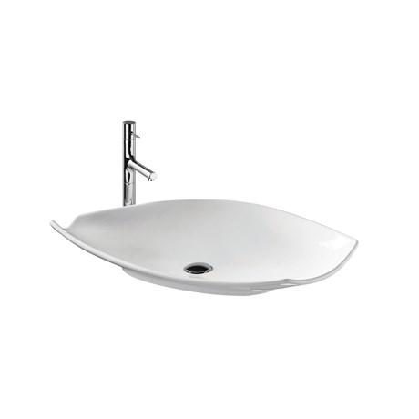 Stilaro 90 cm Vessel Washbasin