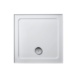 Idealite Low Profile Square Upstand Shower Tray
