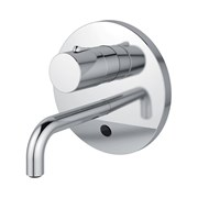Sensorflow Wave Thermostatic Built-in Basin Mixer with 150 mm Spout and Temperature Control