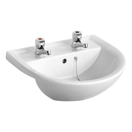 Sandringham 21 Semi-countertop Washbasin