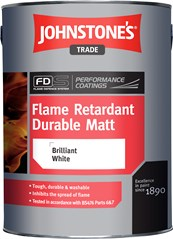 Flame Retardant Durable Matt