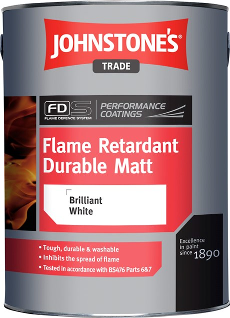 Flame Retardant Durable Matt