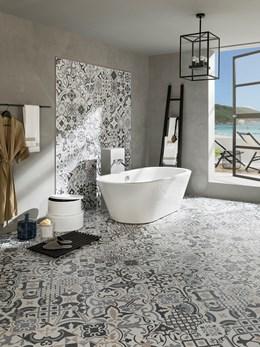 BARCELONA - Ceramic tiles