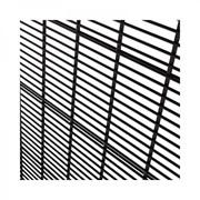 Securifor 2D + Bolt Spider Fixators - Metal mesh fence panel
