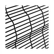 Securifor 3D + Bekafix Super - Metal mesh fence panel