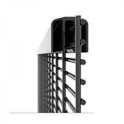 Securifor Super 6 + Bekafix Super - Metal mesh fence panel