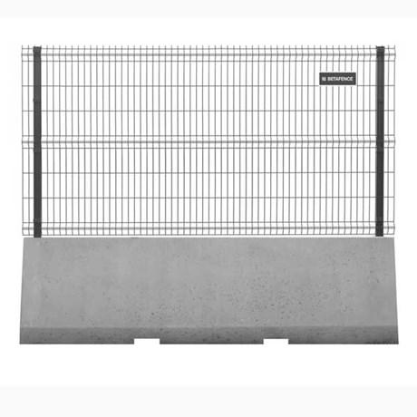 Publifor HVM Small Bay- Metal mesh fence panel