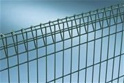 Roll Top + Bekafix - Metal mesh fence panel