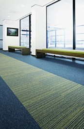 Essence Stripe - Pile carpet tile