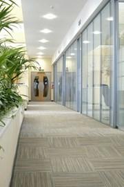 Libra Lines - Pile carpet tile