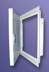 Profab 4000 Quadruple door - Access panel