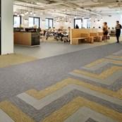 Tessera Seagrass Carpet Tile Planks