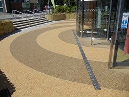 Addaset - Resin Bound Surfacing System