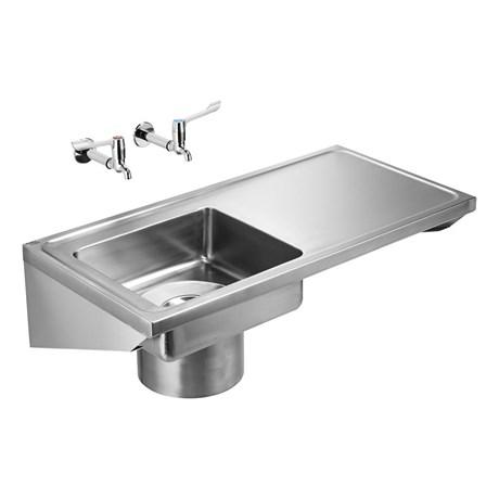 Clyde Plaster Sink