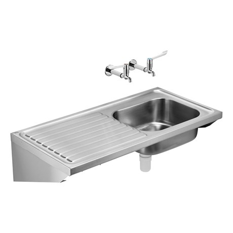 Doon Single Bowl Sink