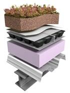 Extensive Green Roof - RoofDrain 25