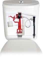 Easy Flush Mains Power Adapter