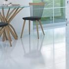 Mega Gloss White Floor Tiles
