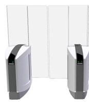SpeedStile FP/FPW DS Series - 900 mm Wide Walkway