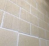 Acousta Tex Plus -Aggregate concrete blocks