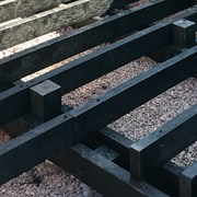 Plas-Pro Post 100 x 100 x 3000 mm Decking Sub Frame