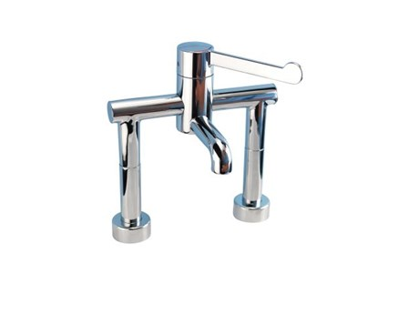 Rada Safetherm Basin Mount Thermostatic Clinical Tap