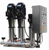 Hi-dro boost DA12 series -Clean water booster sets