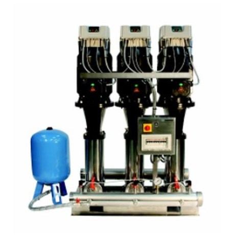 Hi-dro Boost® DAA2 - Triple-pump set