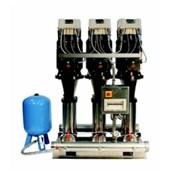 Hi-dro Boost®DAA4 - Triple-pump set
