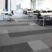 Balance Stripe - Carpet Tile
