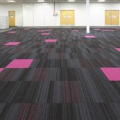 Hadron - Carpet Tile