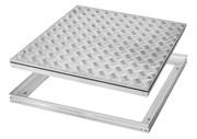 5 Bar Series tread plates (Aluminium) Single Cover