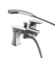 HOU BSM C - Hourglass Bath Shower Mixer