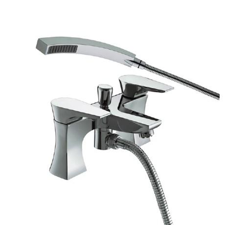 HOU BSM C - Hourglass Bath Shower Mixer