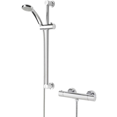 FRZ BSM C - Frenzy Bath Shower Mixer With MultiFunction Handset