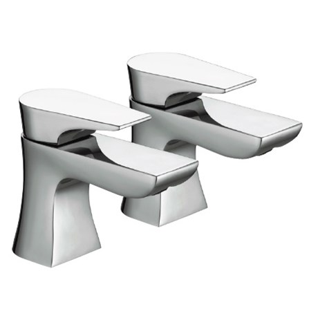 HOU 1/2 C - Hourglass Basin Taps