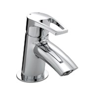 SM SMBAS C - Smile Cloakroom Basin Mixer Without Waste