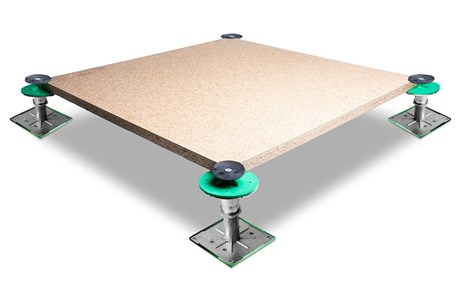 Acoustideck Access Flooring System