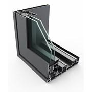 PURe® SLIDE Inline Slide Door System Double Track - XXO