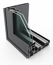 PURe® SLIDE Inline Slide Door System Single Track - OXO