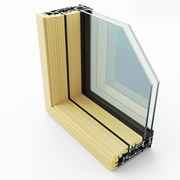 Hybrid Series 2 Casement Window System
