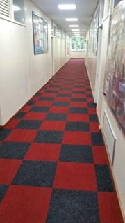 Diamond - Carpet tile