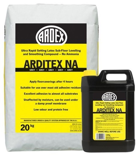ARDITEX NA Ultra Rapid Levelling Compound
