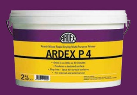ARDEX P 4 Ready Mixed Multi Purpose Primer