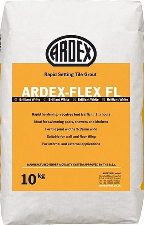 ARDEX-FLEX FL Flexible Tile Grout