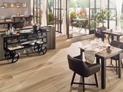 ASCOT - Imitation wood Ceramic tiles
