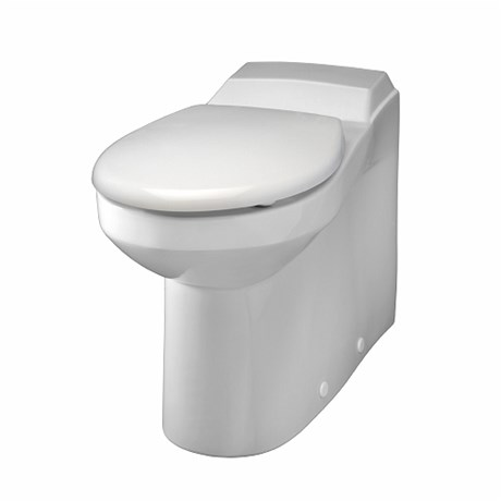 Avalon: Rimfree Back to Wall 700 mm Seat & Cover -WC suites