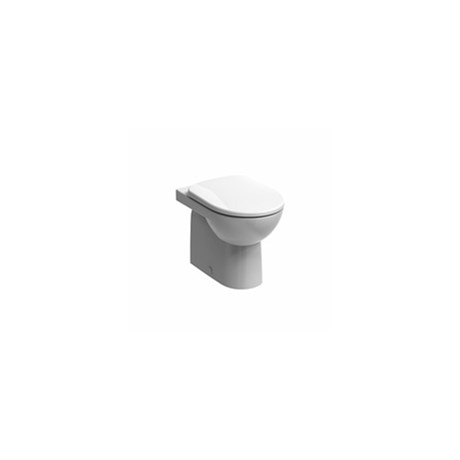 E100 Round Back To Wall Toilet Pan Ho Flushwise E100 Seats - WC suites