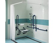 DocM Shower Pack - Multicolor -Accessible WC Doc M equipment packages